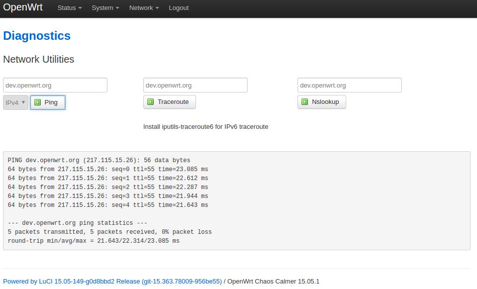 Setup LAN/WLAN Bridge with OpenWrt (LuCI) - Nerd Quickies